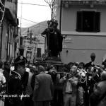 Die Feier des heiligen Dominiks - Pilger Cocullo