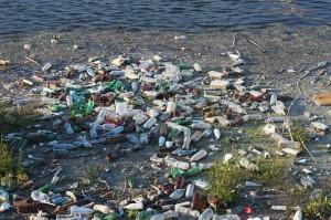 Müll am Strand - Bild Pixabay