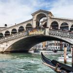 Rialto Brücke Venedig