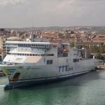 Fähre Sizilien