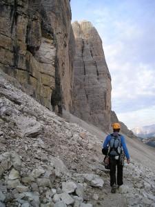 Dolomiten - Drei Zinnen - Nordwand - Pixabay