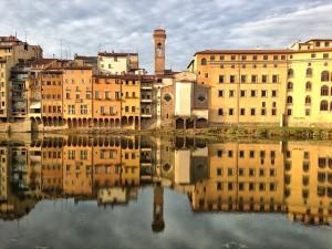 Florenz Fluss - Pixabay