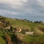 Toskana im Frühling